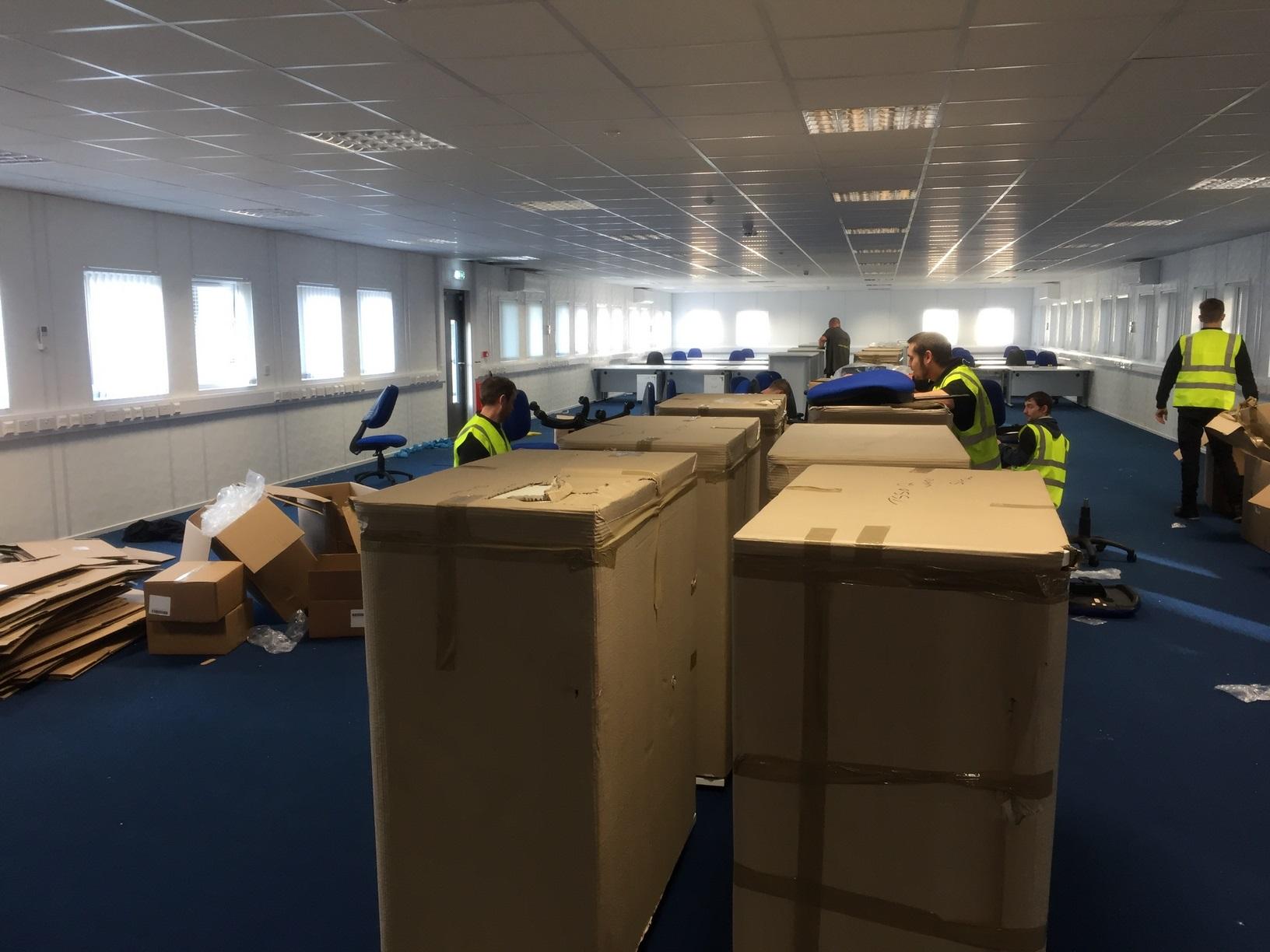 Phase 1 Logistics